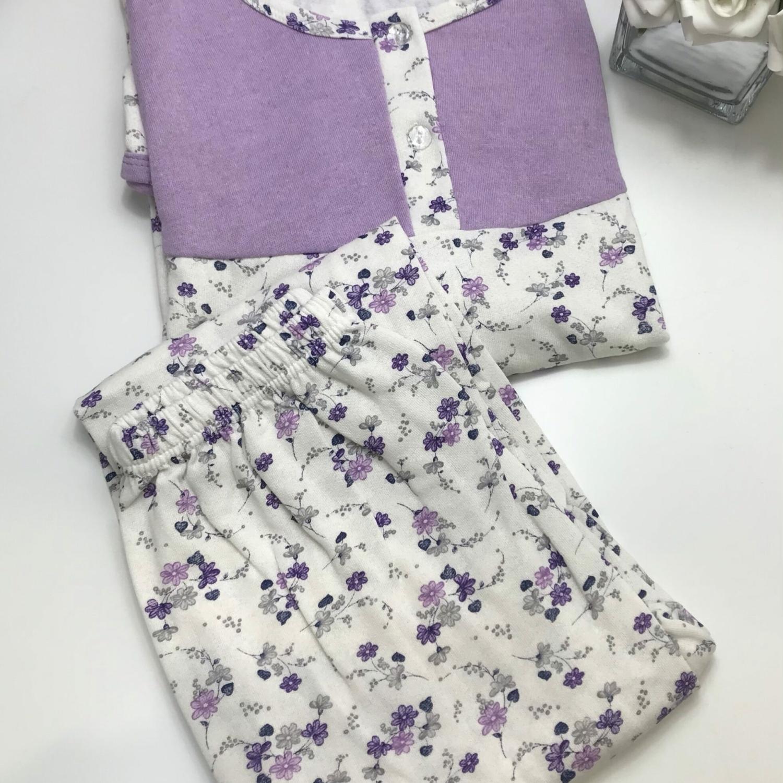 Floral Pyjamas set